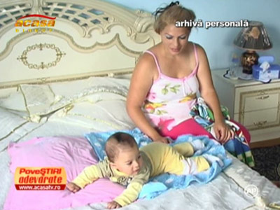 impreuna cu Nicoleta Guta pe Acasa Tv