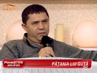 Patania lui Guta la Povestiri Adevarate pe Acasa TV