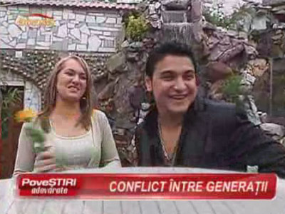 Margherita si Sorinel emisiune La Acasa TV la Povestiri Adevarate