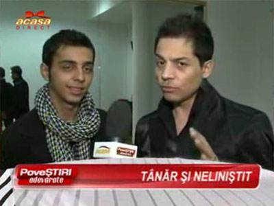 Interviuu pe Acasa Tv la Povestiri Adevarate