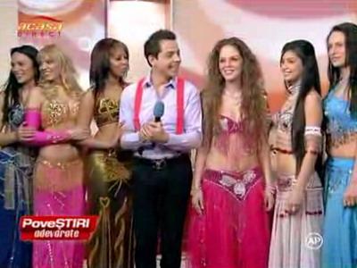Da note fetelor emisiune Povestiri Adevarate Acasa TV