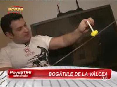 Emisiune povestiri adevrate Acasa TV