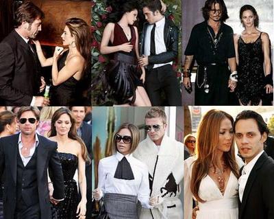 Cele mai elegante cupluri de la Hollywood - Cine sunt preferatii tai?