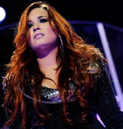 Demi Lovato s-a suparat pe cei de la Disney