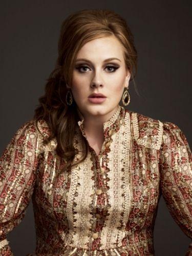 Adele si-a gasit un iubit care seamana cu actorul ei preferat