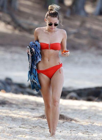 Miley Cyrus, demonstreaza ca nu a ramas indiferenta la criticile fanilor
