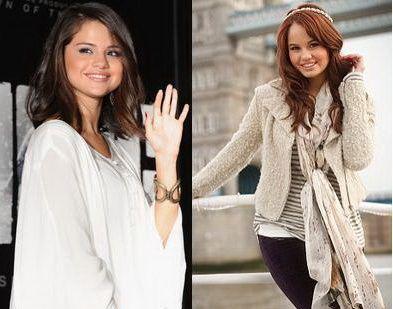 Vezi cine este inlocuitoarea Selenei Gomez in productiile Disney - GALERIE FOTO