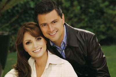 Enrique Pena Nieto, actualul sot al Angelicai Rivera, si-a inselat fosta sotie si a avut doi copii in afara casniciei - FOTO
