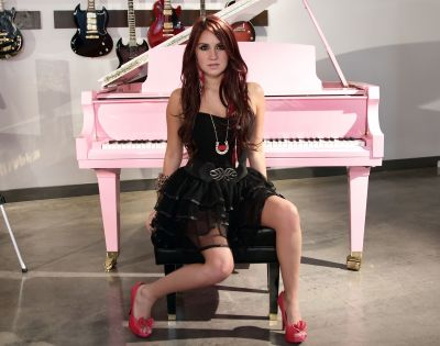 Dulce Maria, protagonista unui reality-show
