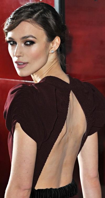 Keira Knightley a gafat pe covorul rosu – FOTO