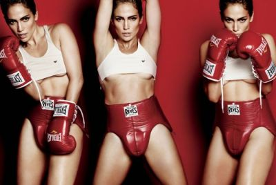 Jennifer Lopez isi arata latura masculina intr-un pictorial socant GALERIE FOTO