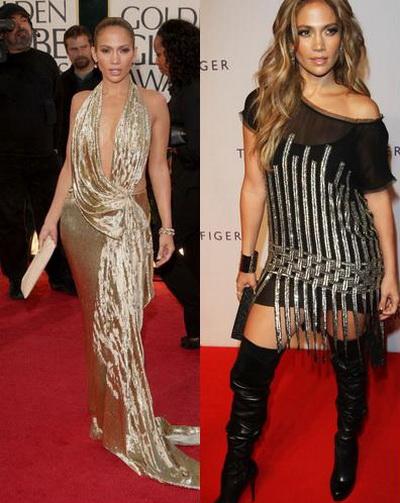 Pasiune latino - Jennifer Lopez, mai sexy decat prevede legea