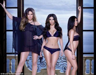 Realitate sau photoshop? - Diferenta dintre talia lui Kim Kardashian si soldurile sale este incredibila – GALERIE FOTO