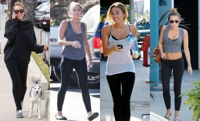 Miley Cyrus, facuta de rusine - vezi pentru ce au sanctionat-o paparazzii - FOTO