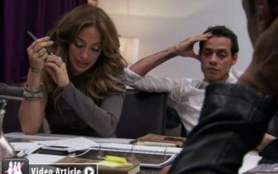 """J Lo si Marc Anthony se jignesc la televizor. Vezi de ce i-a spus diva fostului sot, in vazul lumii… """"Esti un porc!"""""""