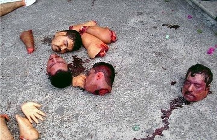 Oroare in Mexic: 15 cadavre decapitate, gasite in statiunea Acapulco!