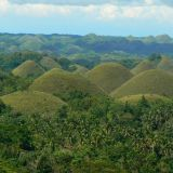 Chocolate Hills - Filipine