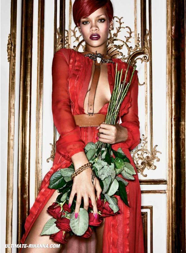 Rihanna: In liceu, nu eram deloc populara. Ma intelegeam bine doar cu baietii