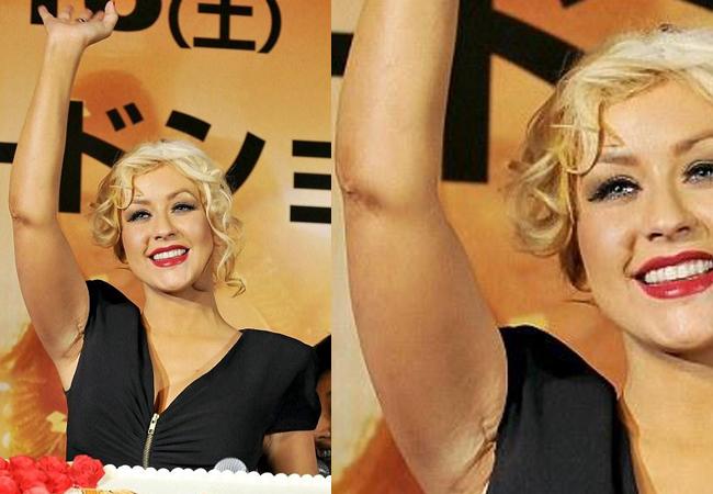 Christina Aguilera s-a dat de gol: are operatii estetice!
