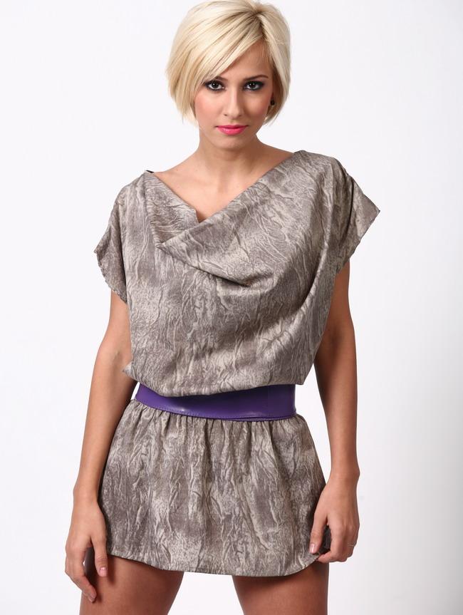 Dana Rogoz: Ador hainele anilor '60, acum de abia gasesc ceva care sa imi placa!