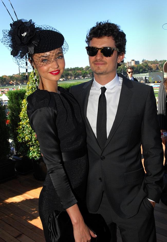 Miranda Kerr si Orlando Bloom au devenit parinti! Cu cine crezi ca va semana copilul?