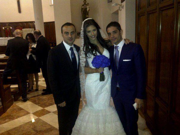 Antonia a imbracat rochia de mireasa! A facut nunta si botezul in aceeasi zi