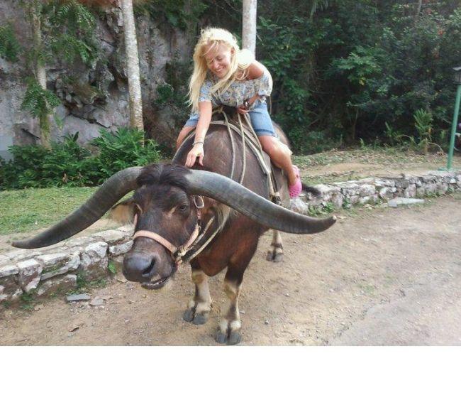 Delia Matache, vacanta exotica in Asia: Trebuie sa incerci macar o data in viata! FOTO