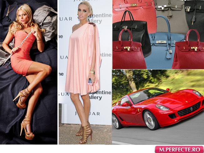 Miliardara la 22 de ani: cum arata viata fabuloasa a Petrei Ecclestone, supranumita Paris Hilton de Londra