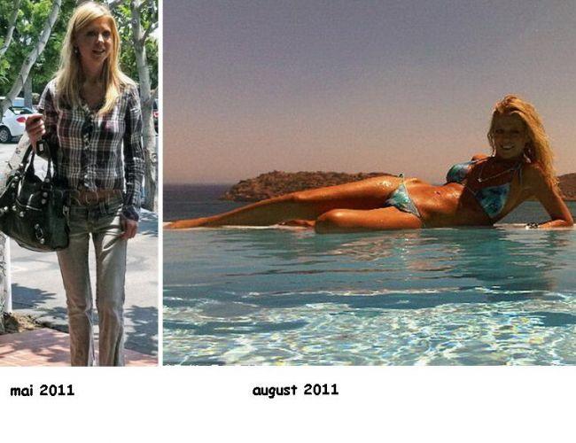 Iubirea face miracole: noul sot a ajutat-o pe Tara Reid sa scape de anorexie FOTO