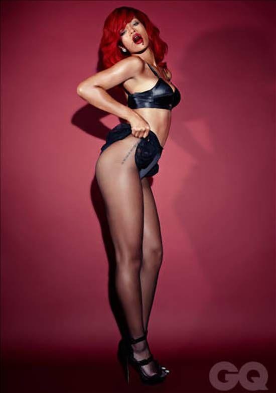 Julia Vandree  nackt