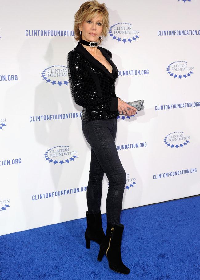 Jane Fonda:  Am 74 de ani, dar viata mea sexuala n-a fost niciodata mai infloritoare