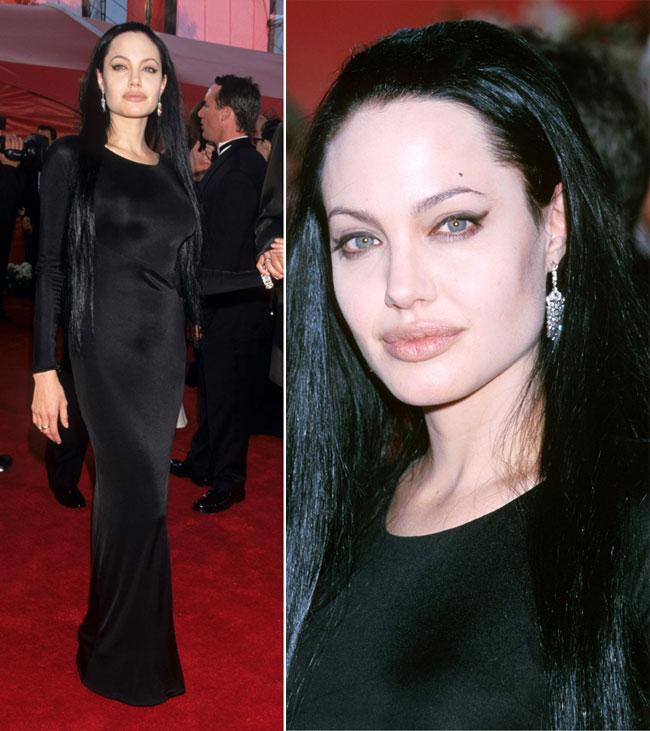 Rochii de Oscar: Angelina Jolie, o aparitie de care nu vrea sa-si aminteasca