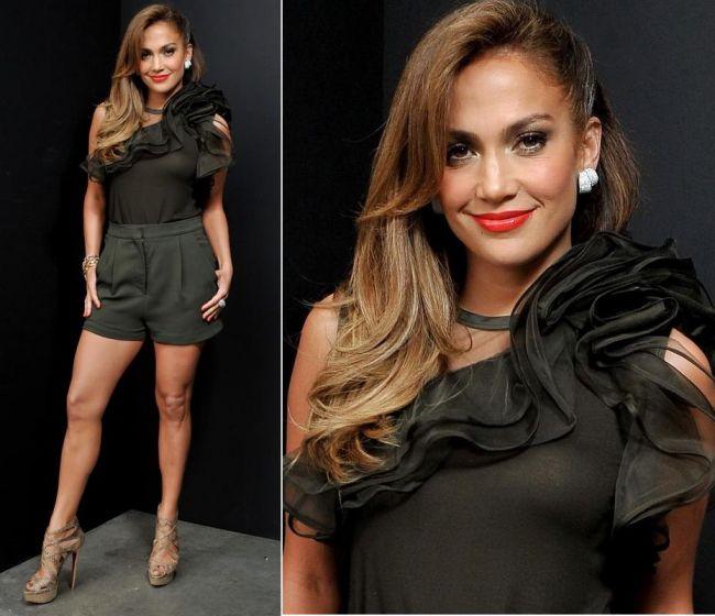 Jennifer Lopez, superba in noul sezon American Idol. Iata outfitul sexy cu care si-a impresionat fanii