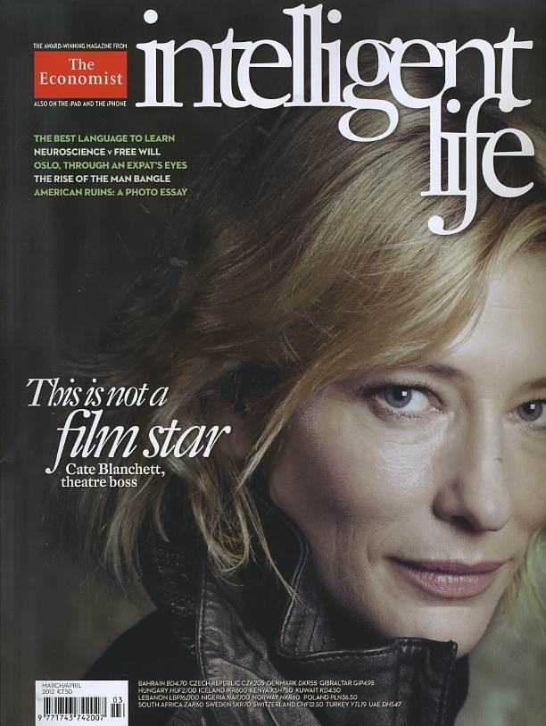 Jos palaria! Cate Blanchett apare nephotoshopata pe coperta unei reviste