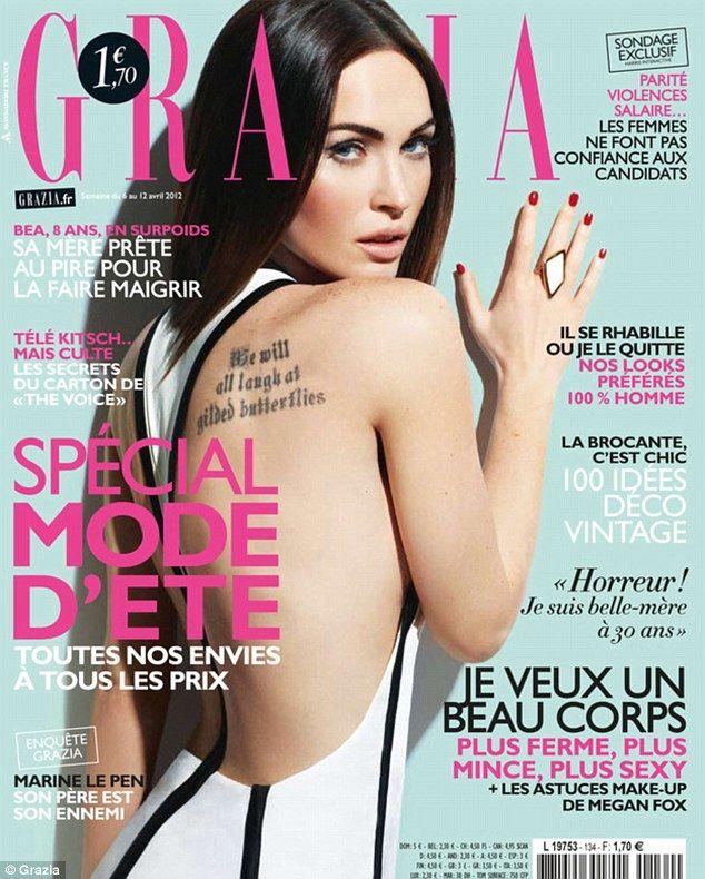 Megan Fox nu mai este suficient de frumoasa pentru reviste? GALERIE FOTO