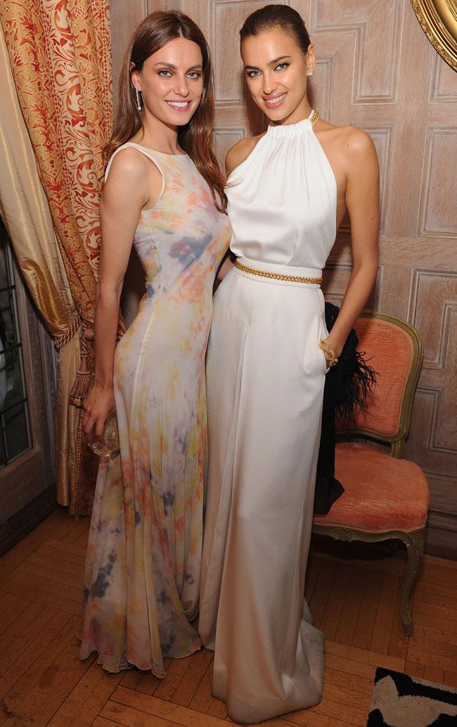 Catrinel Menghia a fost invitata la Casa Alba, alaturi de vedetele de la Hollywood. Vezi cum le-a eclipsat pe Irina Shayk si Kate Upton