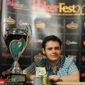 Bogdan Spataru a castigat etapa a 4-a PokerFest de la Bucuresti si premiul de 50.000 euro